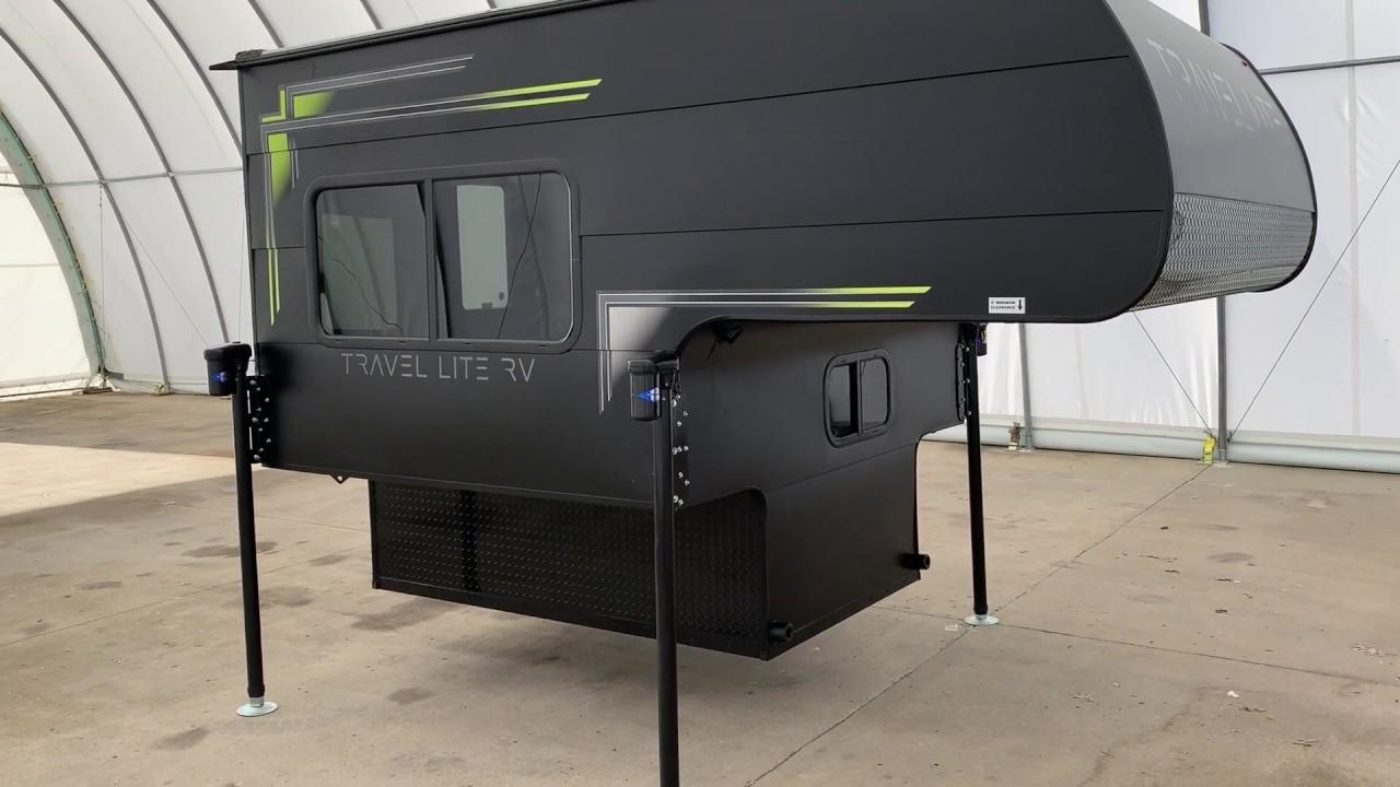 2020 Travel Lite Super Lite 625sl Truck Camper Sold Sold Sold Www Truckandrv Com