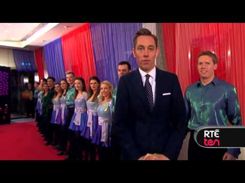 Ryan Tubridy on the return of The Late Late Show