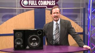 Trident Hg3 3-way Active System Close-field Studio Monitors Overview | Full Compass