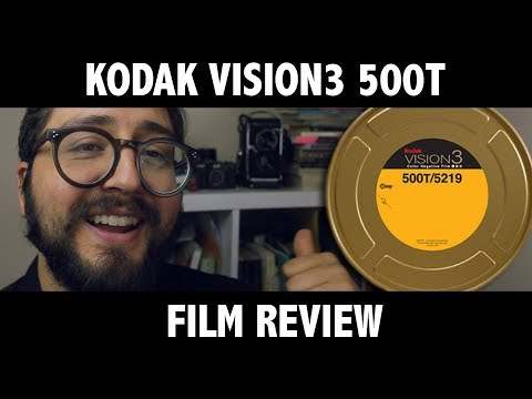 FILM REVIEW: Vision3 500T