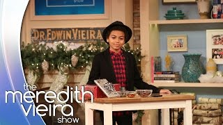 Creative Gift Wrap With Tristin & Tyler! | The Meredith Vieira Show