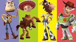 Wrong Heads Toy Story Finger Family Song nursery Rhymes for Kids and Toddlers