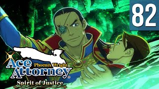 Phoenix Wright: Spirit of Justice #82 ~ Turnabout Revolution - Trial Middle, Day 2 (4/5)