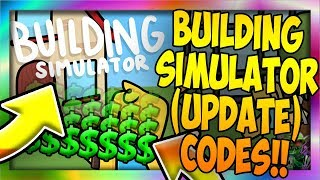 *1* NEW CODE [🚨UPD]🔨Building Simulator🏢 (Roblox)