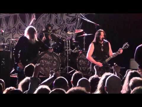 Eucharist - Greeting Immortality & Mirrorworld Live @ Metal Reunion, Bruket, Varberg 2016