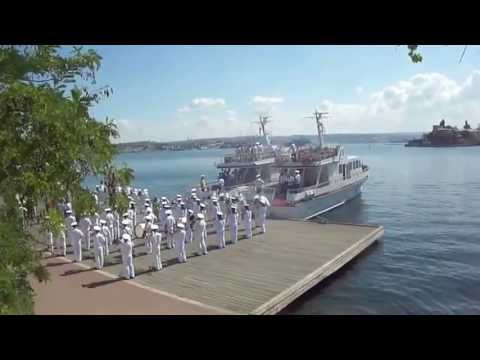 2013 Parade of ships on the Black Sea Fleet Day