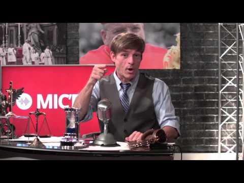 """Michael Voris Issues Challenge to NY—""""Clear Out That Homosexual Collective!"""""""
