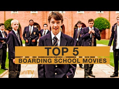 TOP 5: Boarding School Movies [modern]