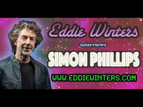 Simon Phillips Exclusive Interview (2018) Protocol, Toto and more...