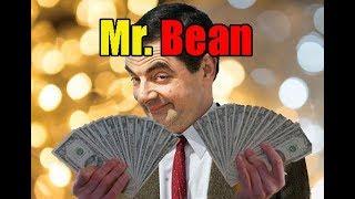Lo que NO SABIAS de Mr Bean y la MILLONARIA vida del Actor