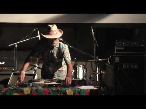 Mike Cooper live at Festival of Endless Gratitude 2016, Copenhagen 20160917