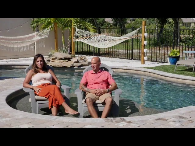 American Pools & Spas | Relaxation By The Pool - Orlando Pool Builder