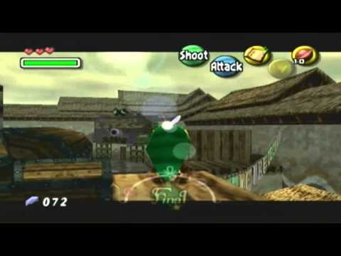 Let's Play Legend of Zelda: Majora's Mask Part 4 - Mistakes, Mistakes, Mistakes.