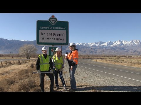 Adopt-a-Highway - Caltrans News Flash #166