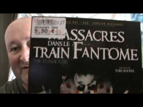 critique massacre dans le train fantôme : la critique longue et passionnée ! 😃