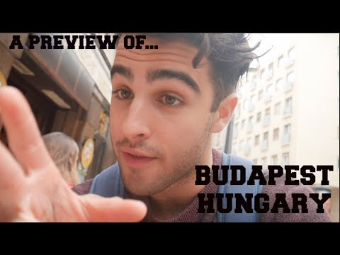 A Day In The Life Living In Budapest, Hungary (SHORTENED VERSION)