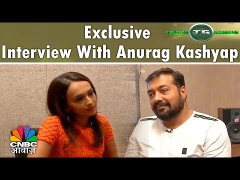 Tech Guru | Exclusive Interview With Anurag Kashyap | Cnbc Awaaz