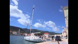 2012 Chorvatsko oprava windmetru