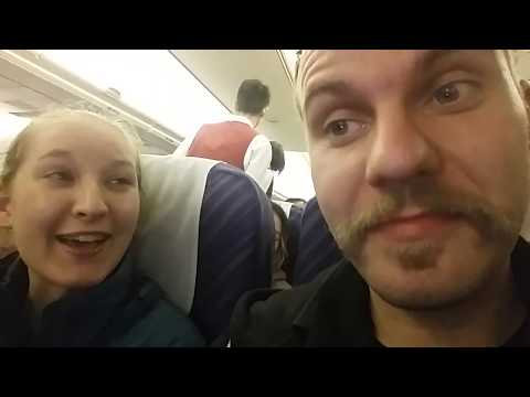 Girl I met on a plane to Thailand