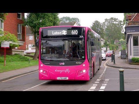 Hertfordshire Buses - Part 2: Central
