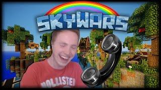 Skywars met Vrienden! - DE TELEFOON GAAT! - FT Rotjoch