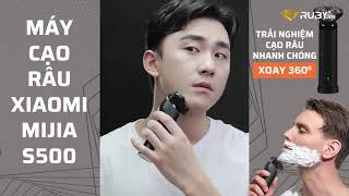 Máy cạo râu Xiaomi Mijia S500 | Trải nghiệm cạo râu nhanh chóng và an toàn