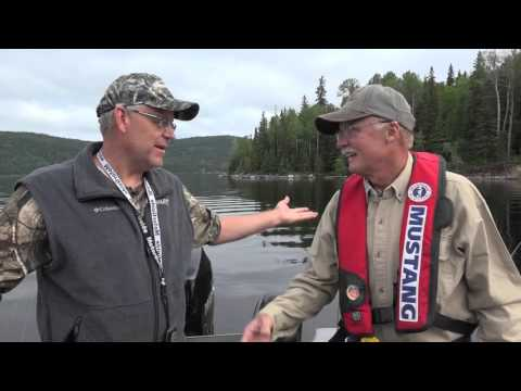 Walleye On Whitefish - Season 1/Episode 3