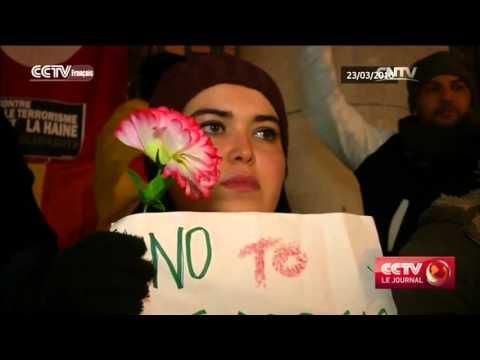 CCTV Le journal 19h 03/24/2016,présenté par:Elsa Suru-Yang