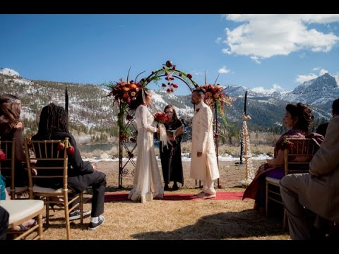 June Lake Ca Wedding Sasha Channa Feature Film