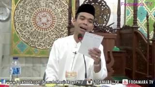 Tanya Jawab Masalah Kehidupan 23 - H. Ustadz Abdul Somad Lc,MA