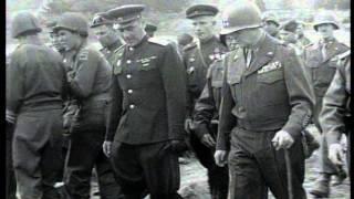 Xроника - встреча на Эльбе 1945