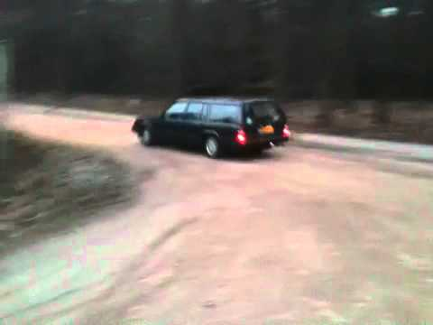 Ton kamp Volvo sprint