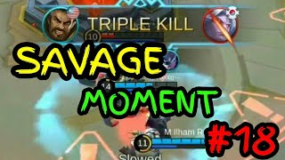 Baixar Mobile Legends : Savage Moment Terbaik #18