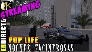 Repartiendo ley POLICIA SECRETA ► ARMA 3 POP LIFE ► Directo Streaming Gameplay Español