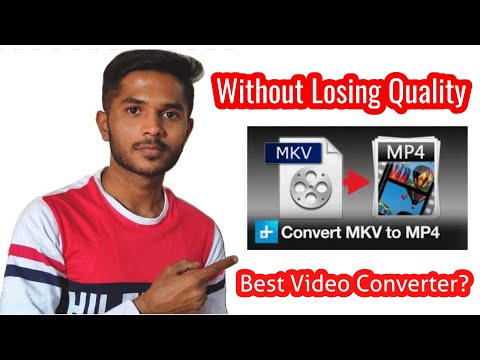 Best Video Converter for Android Mobile | How to convert video to mp4.