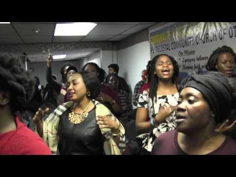 Ni wewe tu wakuabudiwa   P  Faustin and Praise and Worhip Team CEPOG