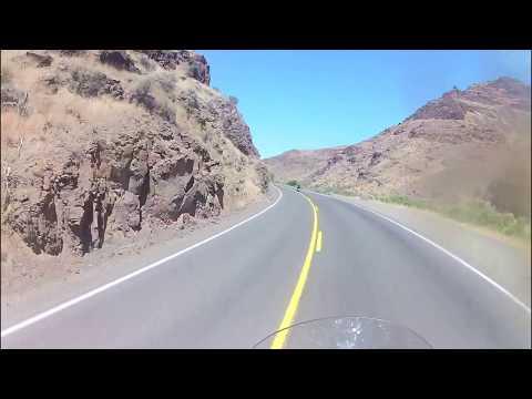 Eastern Oregon desert ride