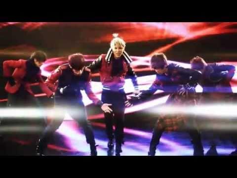 HIT-5 - Running 单曲 [Hot Chinese Boyband]