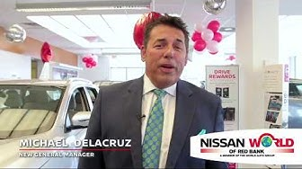 Nissan World of Red Bank - New Manager