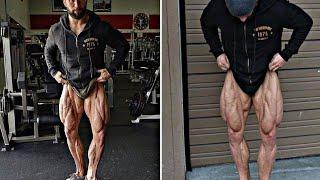 NEXT LEVEL LEGS WORKOUT - Julian Smith