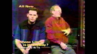 1999 ABC Promo (Whose Line is it Anyway?) thumbnail