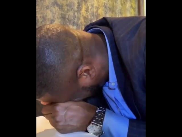 Peter Okoye Congratulates Winners of the Zoom Lottery