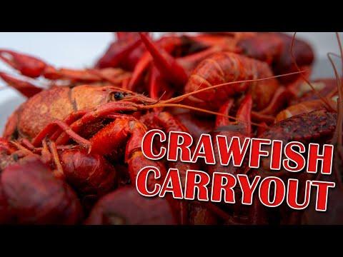 Coronavirus Hurts Crawfish Industry