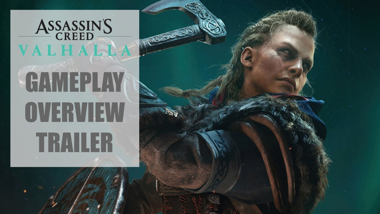 Gameplay Overview Trailer | Assassin's Creed Valhalla