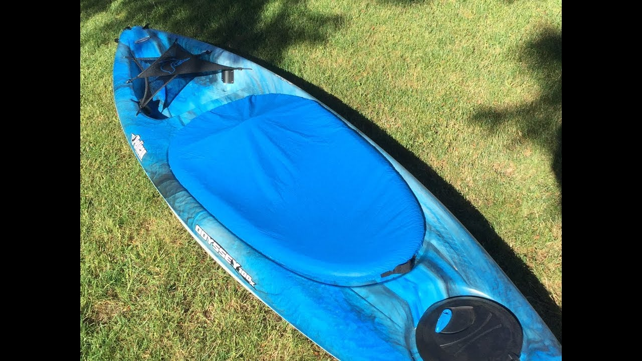 how to make a kayak cover