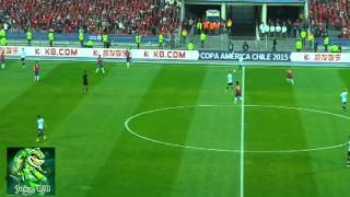 Lionel Messi Best Moments in Copa America Final against Chile 2015 HD