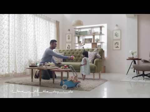 Dhoni baby add HD| theri eena meena teeka...
