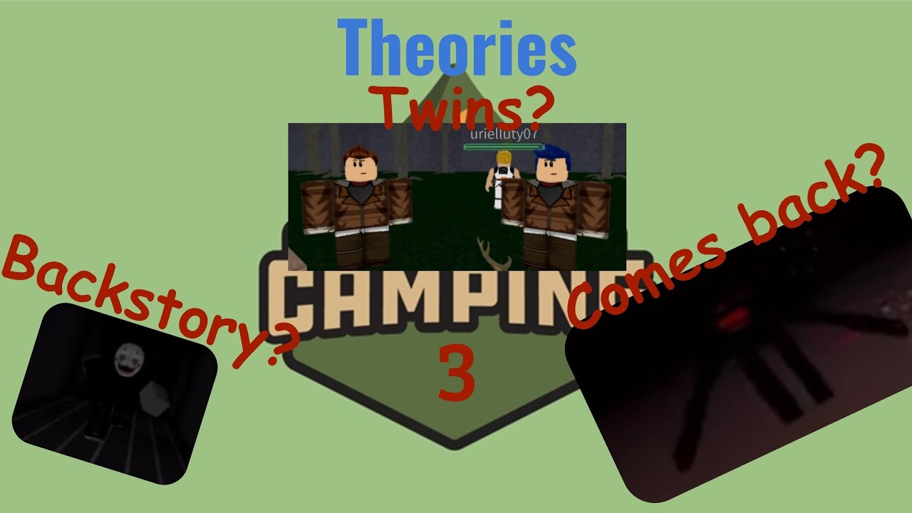 Roblox Camping 3 Theories Youtube