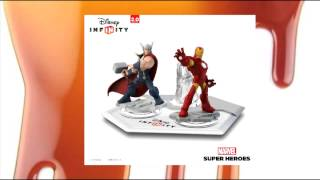 Disney INFINITY Marvel Super Heroes (2.0 Edition) Video Game Starter Pack - Xbox 360