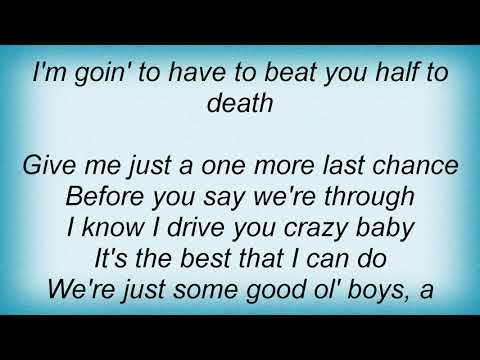 Vince Gill - One More Last Chance Lyrics